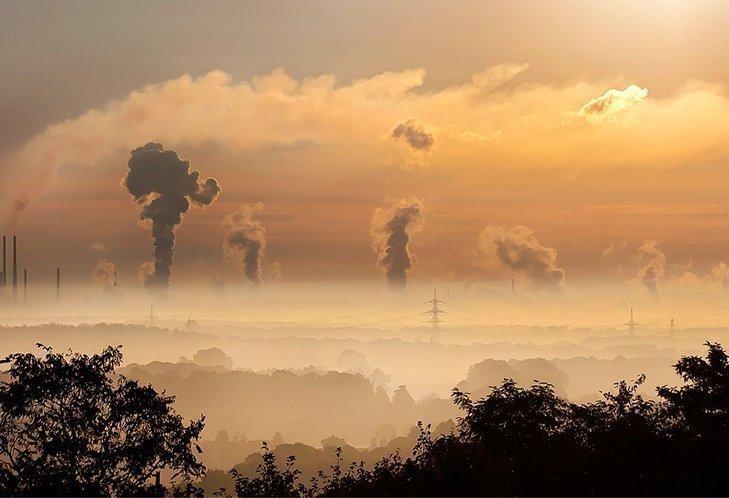 ¿Qué es la contaminación del aire?, ¿Cuáles son las causas de la contaminación del aire?