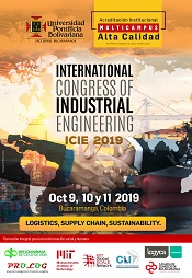 Congreso Ing Industrial Banner M