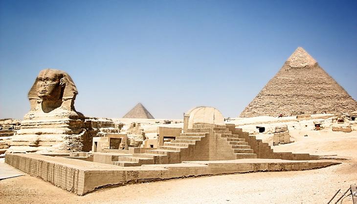 Antiguo Egipto Un Gran Contribuyente Histórico Al Campo De La Salud Upb